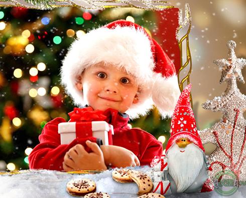Christmas Parallax