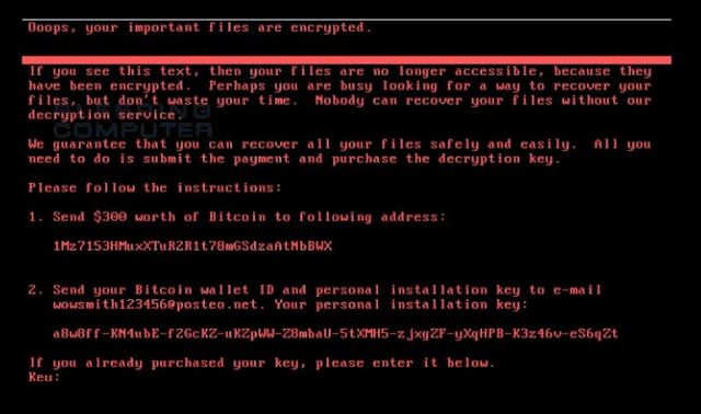 NotPetya Ransomware Kill Switch That Can Stop Ransomware In It Tracks Has Been Release