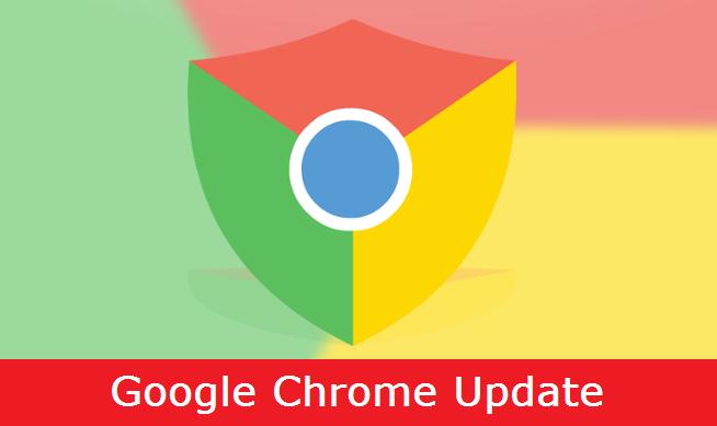 Google Chrome 65 Update