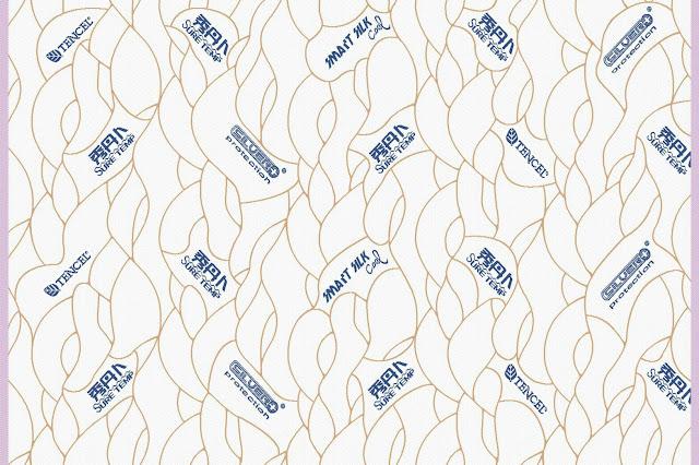 秀丹卜採用舒適特殊布