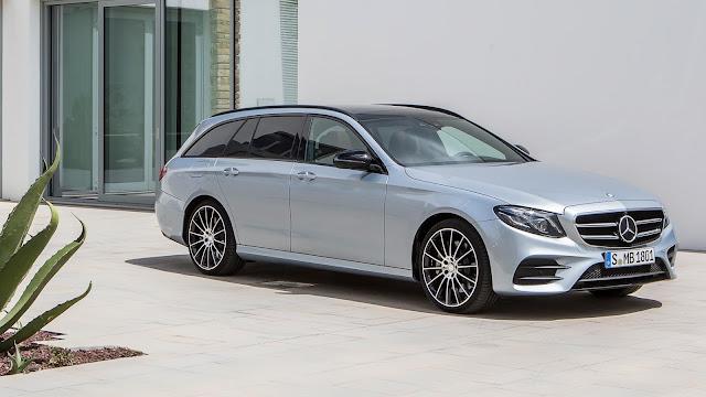Mercedes-Benz E220d AMG Line Estate (2016) review