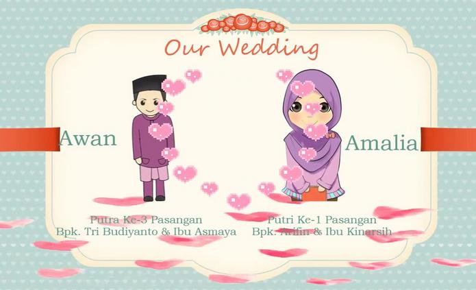Begini Cara Buat Video Undangan Pernikahan Keren Power Point Tips Trik Cetak