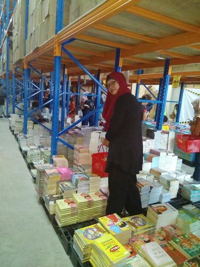 Mizan Warehouse Sale