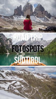 Orte zum Fotografieren in Südtirol |Die schönsten Locations + Tipps für gute Fotos | Reschensee + Pragser Wildsee + Drei Zinnen + Karersee + Stelvio