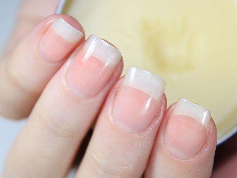 воск для ногтей запечатывание ногтей воском