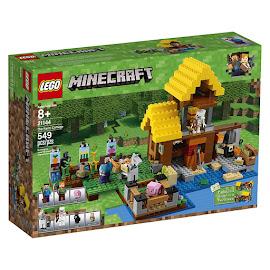 Minecraft The Farm Cottage Lego Set