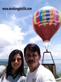 Selfie-Balon-Watu-Cenik-Wonogiri