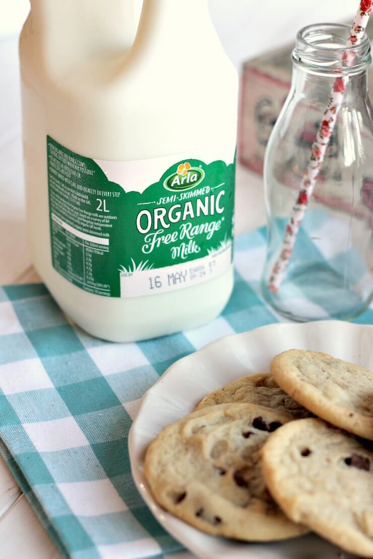 Enjoy Nature's Best This Spring With Arla Organic Milk