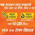 Banglalink Bonus up to 10GB Internet Reactivation Bondho SIM Offer