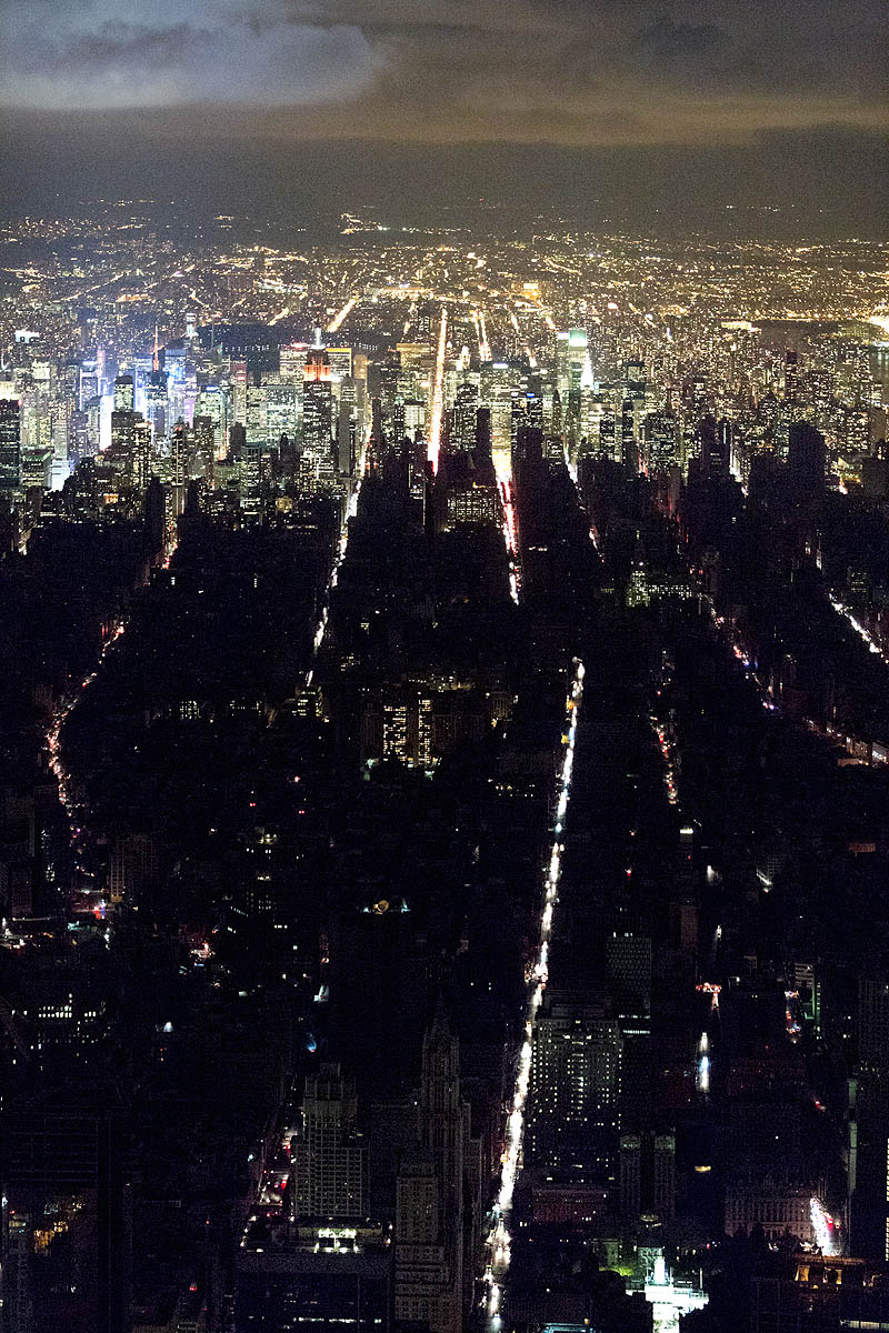 Car Rental Manhattan >> New York City Aerial Views of the Sandy Blackout | modern ...