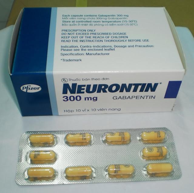 سعر ودواعي إستعمال أقراص نيورونتين Neurontin لعلاج الصرع