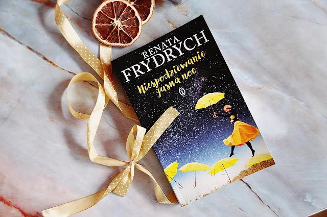 """""""Niespodziewanie jasna noc"""" - Renata Frydrych"""