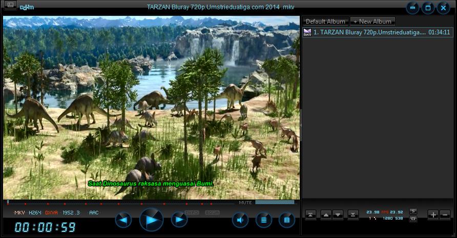 Screenshot-Tarzan-Bluray-720p-On-Daun-PotPlayer