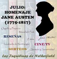 Ganadora del concurso Homenaje a Jane Austen [Las inquilinas de Netherfield]