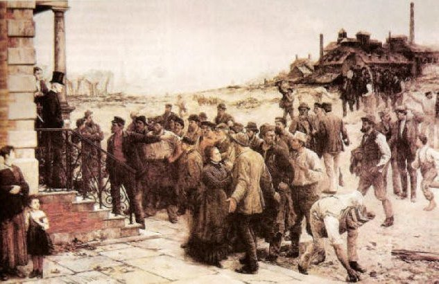 Lo sciopero - Robert Koheler  1886