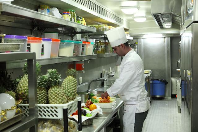 Food Option: Maharajas' Express Dining