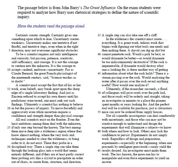 Tips for writing a descriptive essay