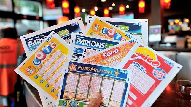 Las Loterías en España