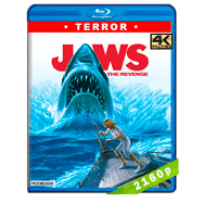 Tiburón 4: La venganza (1987) 4K UHD Audio Dual Latino-Ingles