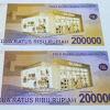 Beredar Gambar Pecahan Uang 200 Ribu di WhatsApp, Begini Penjelasan Bank Indonesia