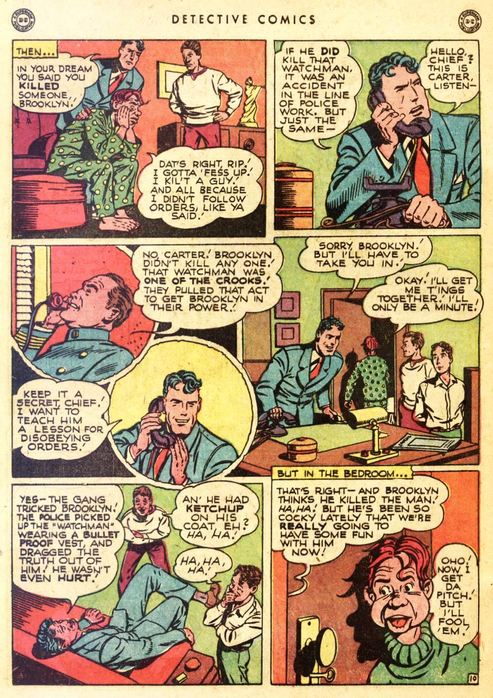 Read online Detective Comics (1937) comic -  Issue #131 - 46