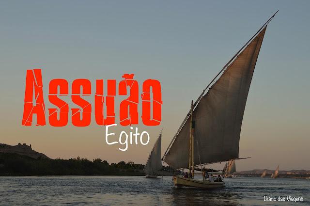 O que visitar em Assuão, Assuan - Egito