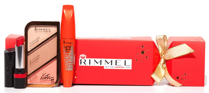 Rimmel Christmas Cracker