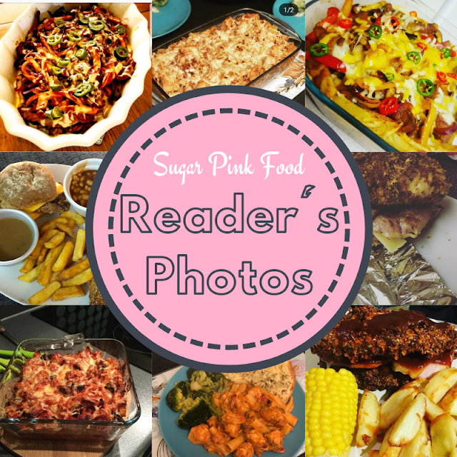 sugar pink food readers photos