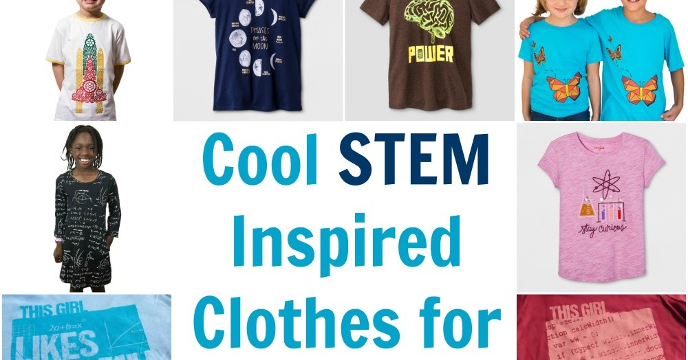 6f550446 Science : Affordable STEM Inspired Clothing for Kids (and adults, too!)