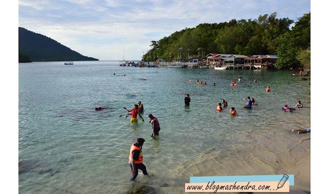 Pantai Pulau Rubiah - Blog Mas Hendra