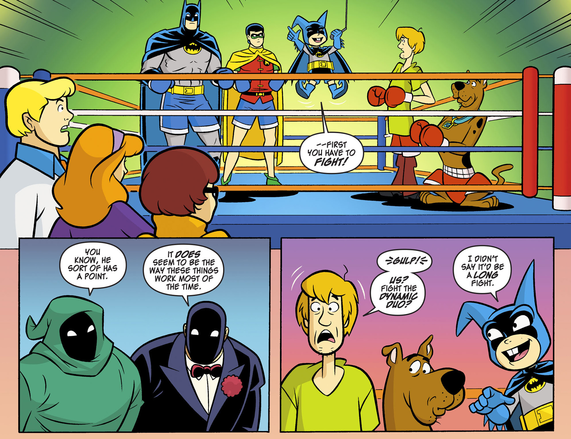 Read online Scooby-Doo! Team-Up comic -  Issue #5 - 13
