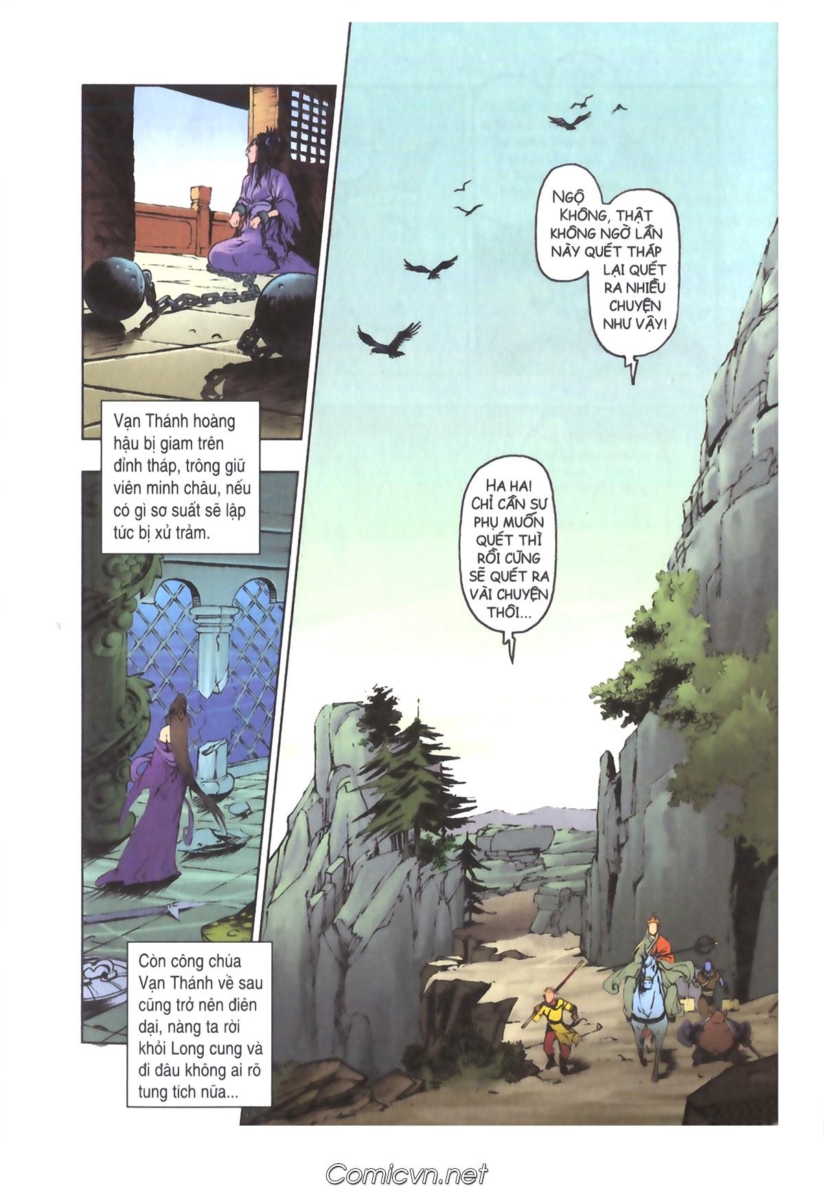 Tây Du Ký màu - Chapter 112 - Pic 32