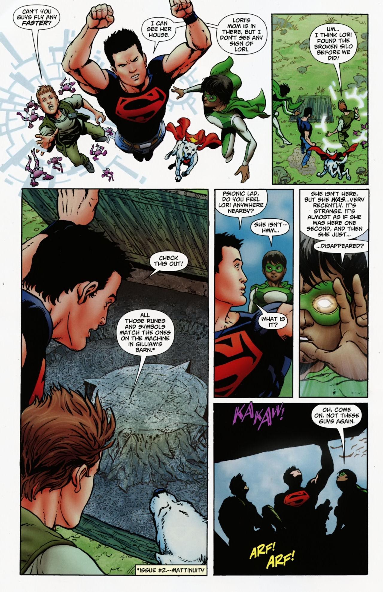 Superboy [I] Issue #8 #8 - English 37