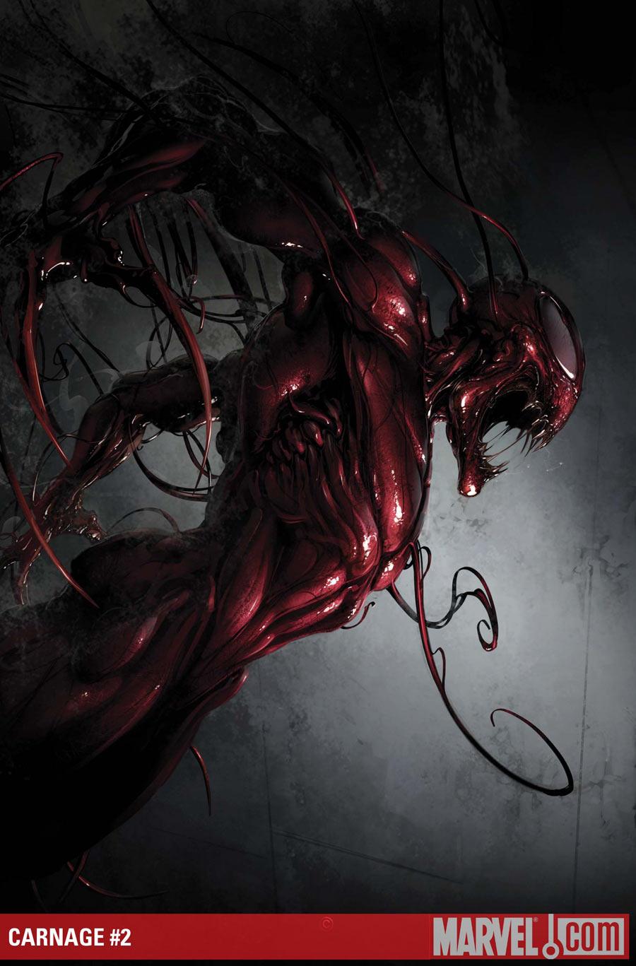 The Venom Site: carnage