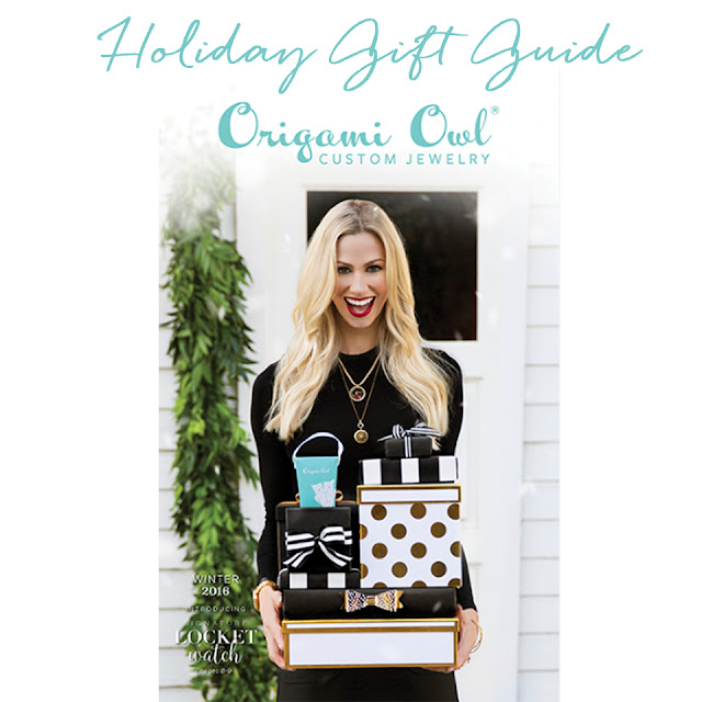 Origami Owl Online Holiday Shopping Catalog