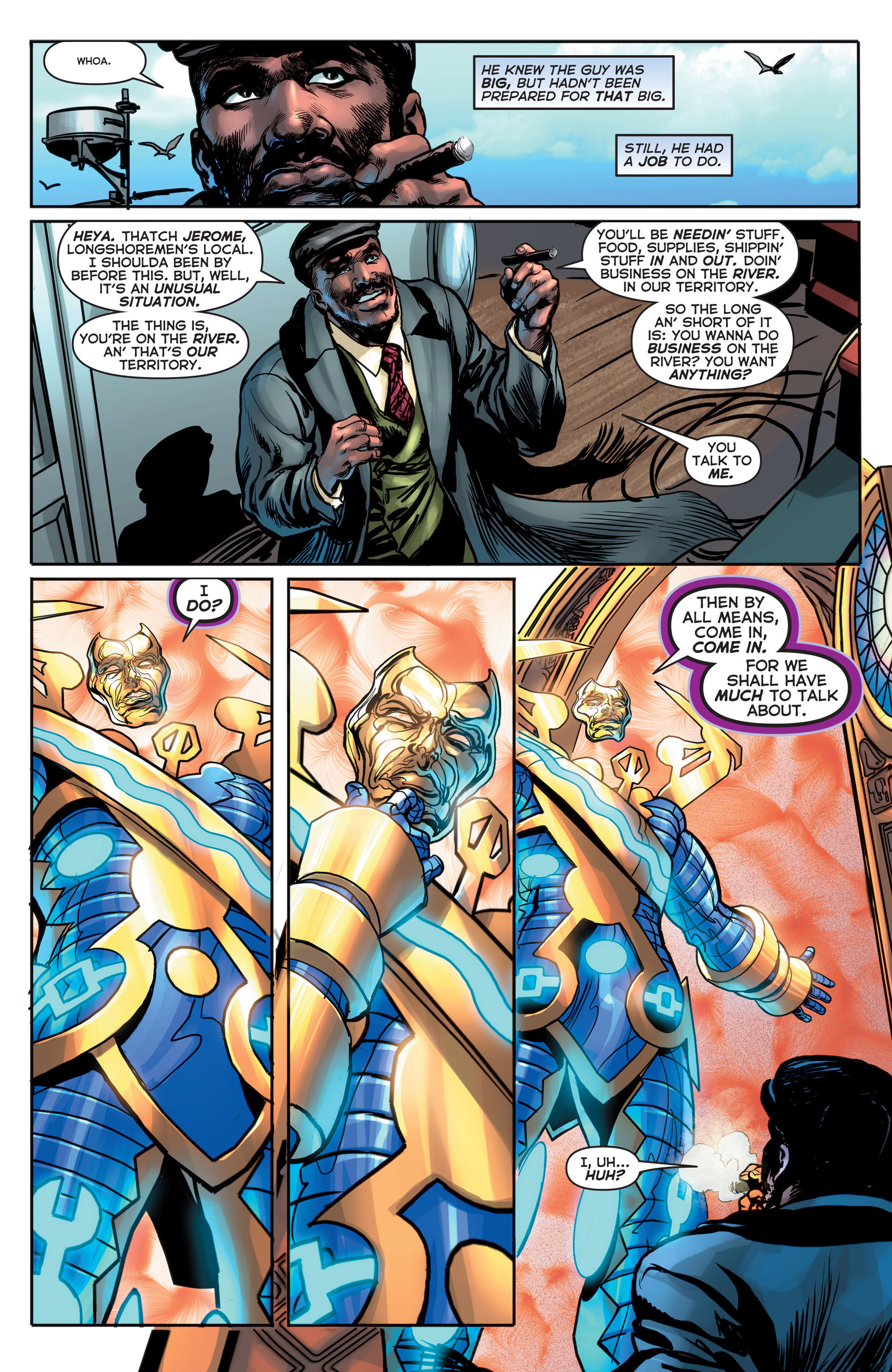Read online Astro City comic -  Issue #6 - 5