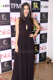 Amyra Dastur Attends Princess India 2016 17 (3).JPG