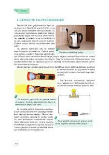 7. Sınıf İngilizce Ders Kitabı Cevapları Dikey Sayfa 202
