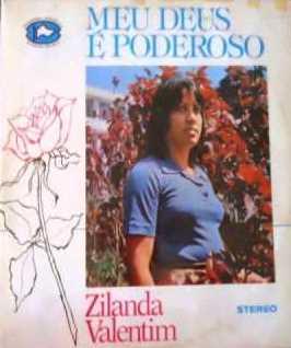 Zilanda Valentim - Olhei Para o Calv�rio