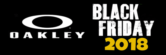 2018 Oakley Black Friday Sale