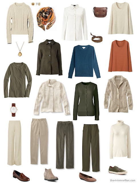 How to Build a Capsule Wardrobe: Starting From Scratch, Stage 3