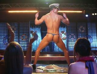 gay male strippers cum