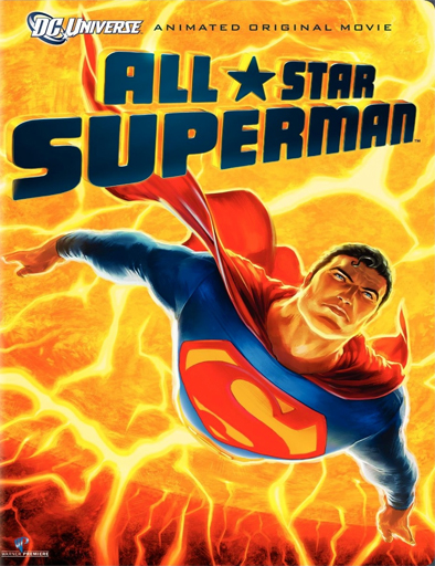 Ver Superman viaja al sol (All Star Superman) (2011) Online