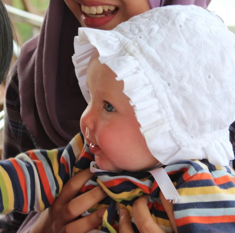 Pourtant, le port du chapeau de bébé ne se limite pas à des considérations  thermiques. Entre autres, le port d un chapeau, aussi léger ou fin  soit-t-il, ... 1bce379bcc9