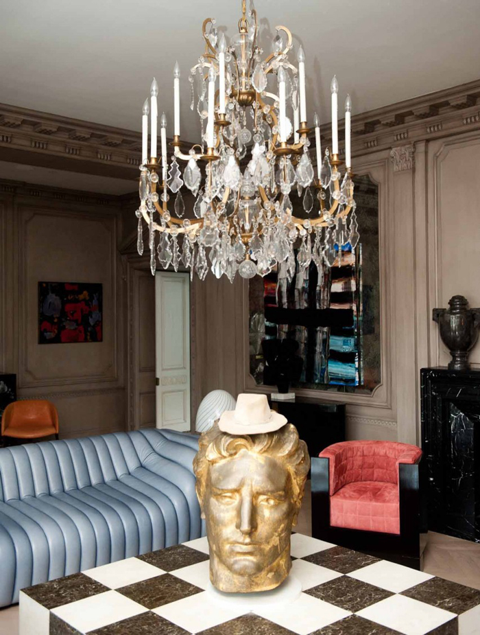 Kelly Wearstler on The Coveteur | Song of Style