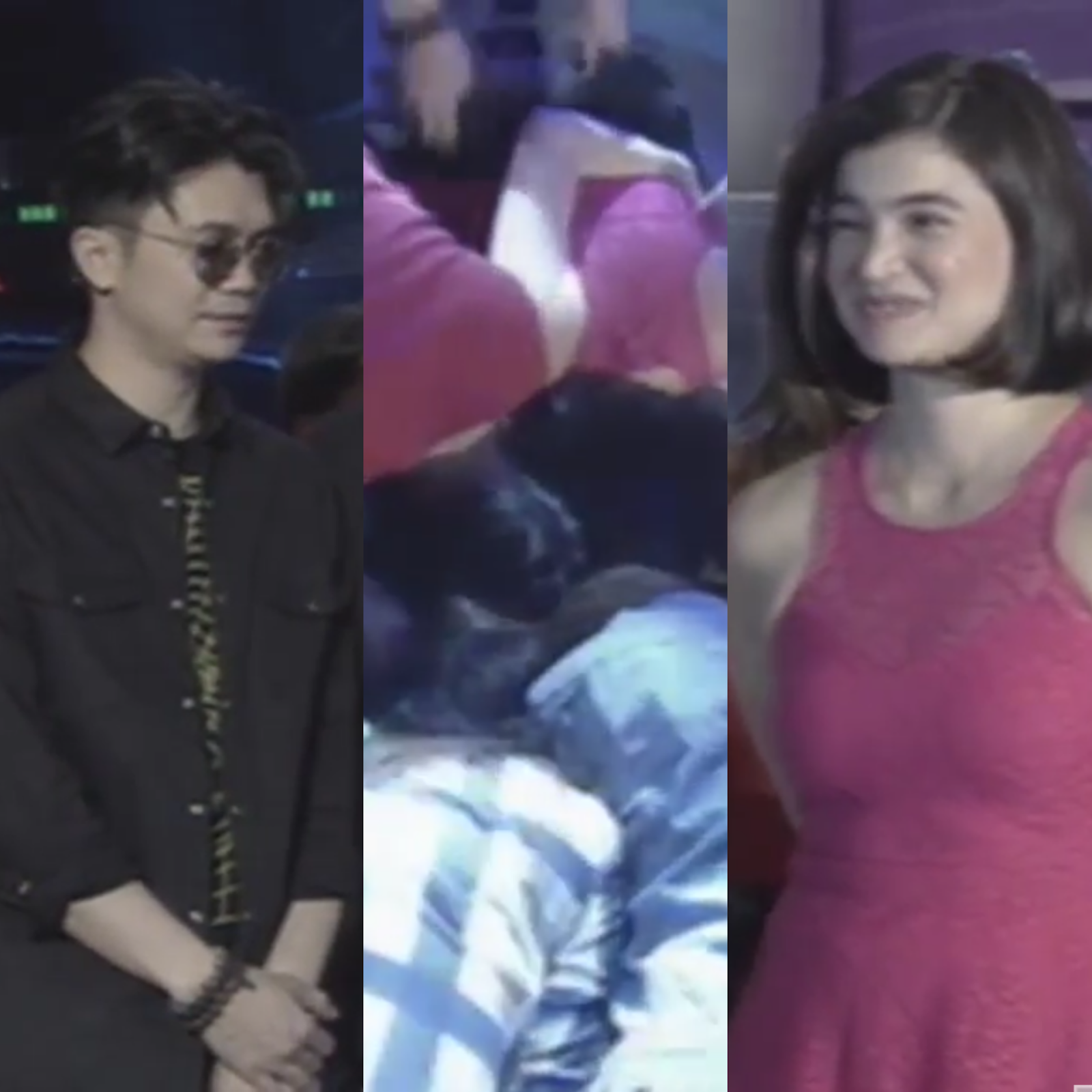 Look what Vhong Navarro did to Anne Curtis on Showtime ...