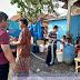 CBM Kembali Bantu Distribusikan Air Bersih di Losari