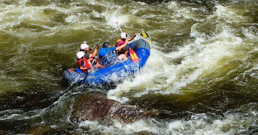 Rafting as a Whitewater Learning Tool for Hard Shell Boaters