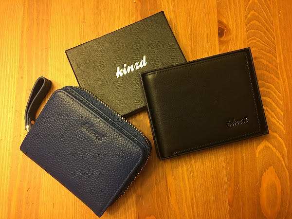 Slim wallets for all! #Kinzd