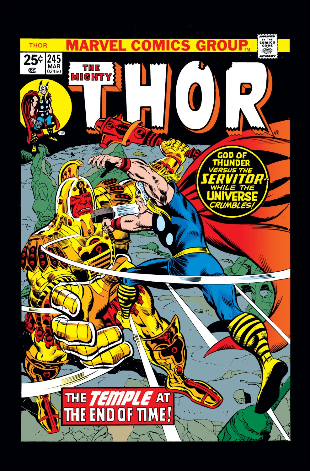 Thor (1966) 245 Page 1